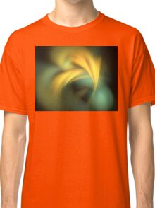 Teal Sun Rays Classic T-Shirt