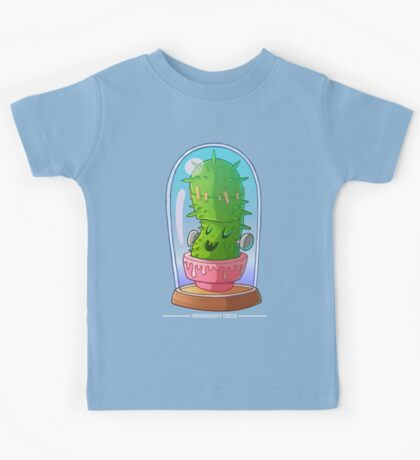 Frankenstein's cactus Kids Clothes