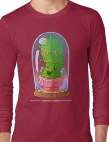 Frankenstein's cactus Long Sleeve T-Shirt