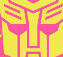 80s Autobot Insignia Sticker