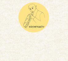 Noshferatu -- The Fressing Vampire Zipped Hoodie