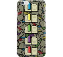 Pixel Books iPhone Case/Skin