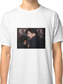 You flirted with Sherlock Holmes? Classic T-Shirt