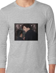 You flirted with Sherlock Holmes? Long Sleeve T-Shirt