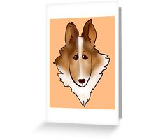 Zoey Greeting Card