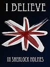 I Believe in Sherlock Holmes by nero749