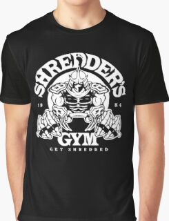 Shredder's Gym Graphic T-Shirt