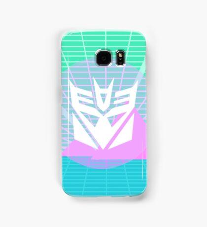 80s Decepticon Insignia Samsung Galaxy Case/Skin