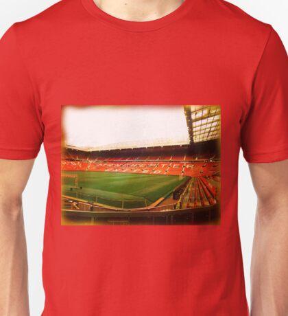 old trafford - man utd Unisex T-Shirt