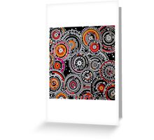 Mandala 012 Greeting Card