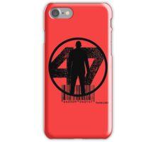 47 iPhone Case/Skin