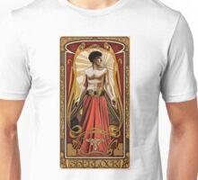 Art Nouveau Sherlock Unisex T-Shirt