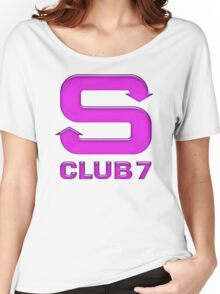 S Club 7 Women's Relaxed Fit T-Shirt
