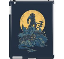 skyrim humor famous dragons iPad Case/Skin