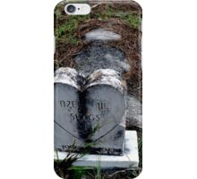 Princess Plantation 59 iPhone Case/Skin