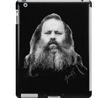 Rick Rubin - DEF JAM shirt iPad Case/Skin