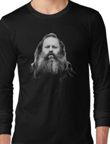 Rick Rubin - DEF JAM shirt Long Sleeve T-Shirt
