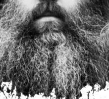 Rick Rubin - DEF JAM shirt Sticker