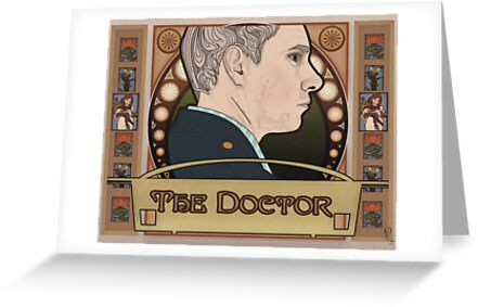 The Doctor by nero749