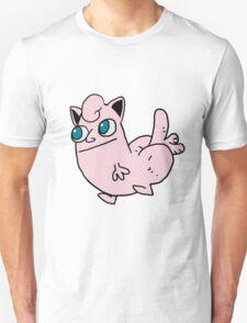 Jigglybutt Unisex T-Shirt