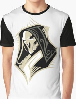 Tribal Reaper Graphic T-Shirt