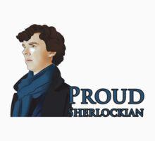 Proud Sherlockian (Colour Version) by nero749