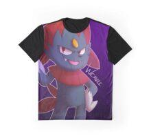 Weavile Graphic T-Shirt