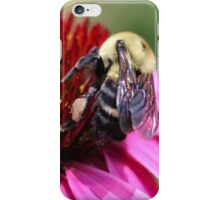 Busy Bumble Guy iPhone Case/Skin