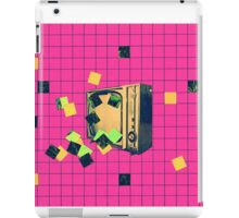 crazy TV iPad Case/Skin