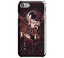 silent hill fukuro lady iPhone Case/Skin