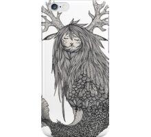 Swamp mermaid  iPhone Case/Skin