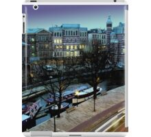 A Room with a View - Amsterdam iPad Case/Skin