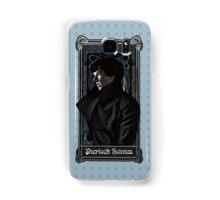 Sherlock Holmes Samsung Galaxy Case/Skin