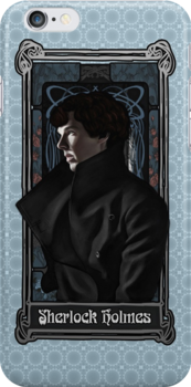 Sherlock Holmes by nero749