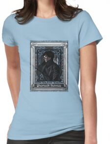 Sherlock Holmes Womens Fitted T-Shirt