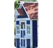 playhouse for kids iPhone Case/Skin