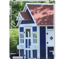 playhouse for kids iPad Case/Skin