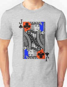 JACK OF CLUBS-4 Unisex T-Shirt