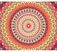 Mandala 98 Photographic Print
