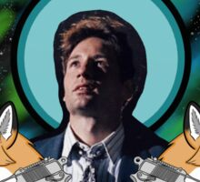 Saint Mulder Sticker