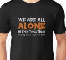 PJ - EV Quote - Fenway 2 - August 7 2016 (Nufuzion T-Shirt Design) Unisex T-Shirt