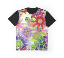 Mix Brazil Passiflora Graphic T-Shirt
