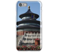 Temple of Heaven iPhone Case/Skin