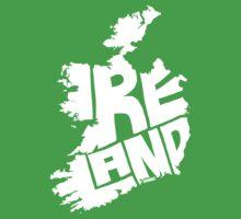 Ireland White One Piece - Short Sleeve