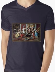 Performing Arts Posters The tiger lilies 1799 Mens V-Neck T-Shirt