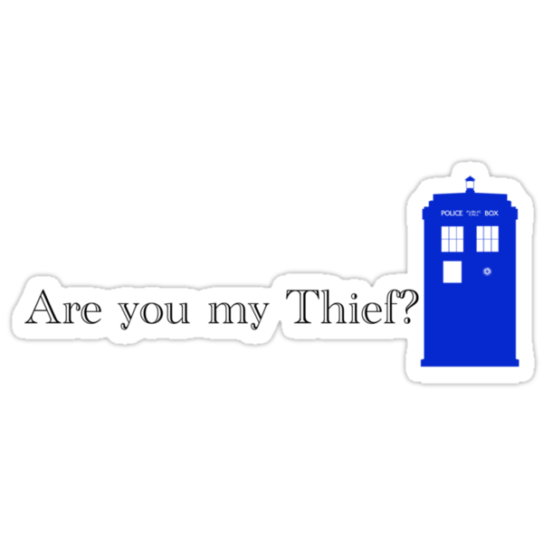 Are You my Thief by nero749