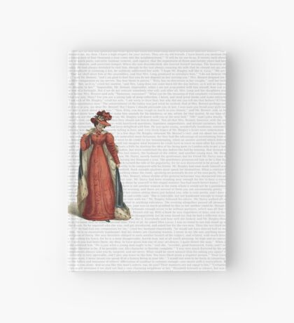 Pride & Prejudice Hardcover Journal