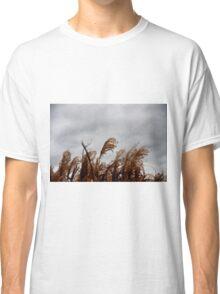 Wildgrass before the rain Classic T-Shirt