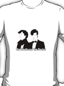 The Sleuth and the Doctor T-Shirt