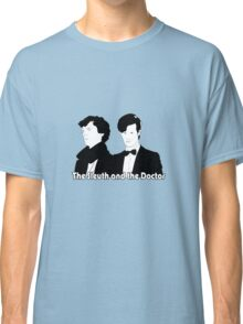The Sleuth and the Doctor Classic T-Shirt